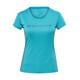 Dynafit Traverse t-shirt Dames blauw